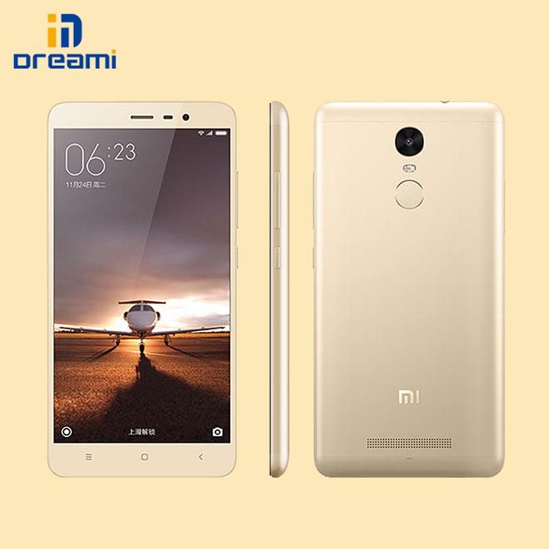 Original Xiaomi Redmi Note 3 Prime note3 32GB ROM Metal Body Fingerprint ID  Helio X10 Octa Core 5 5″ 1920X1080 3GB RAM - Cool Promotions