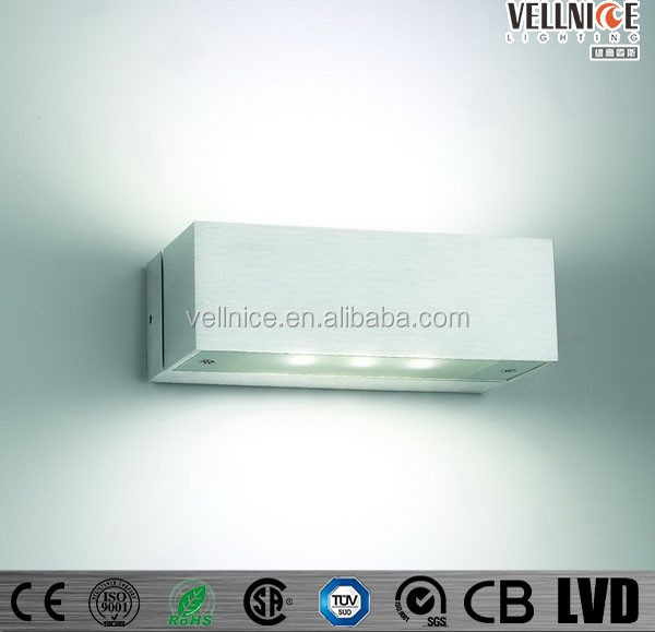 Indoor Led Wall Fitting Light / Interior Led Wall Lamp Fitting ...