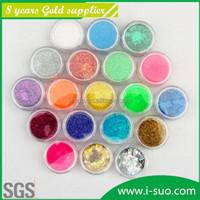 Fantasy Ballerina dream glitter dust powder for plastic products