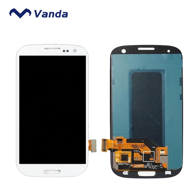 Vanda neue lcd screen lcd display für samsung galaxy s iii s3 sgh i747 I710