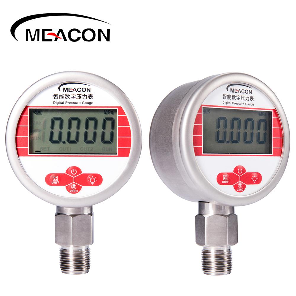 Firm Connection Shock-proof Steam Boiler Diaphragm Pressure Gauge - Buy  Tire Air Pressure Gauge,Measuring Vacuum Pressure,High Pressure Air Gauge