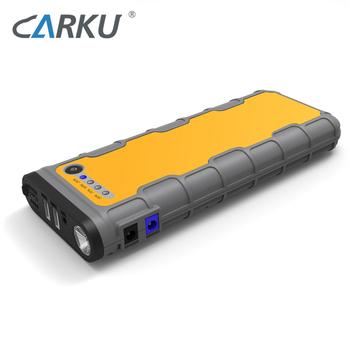 Carku 18000 Mah Emergency Car Power Bank Jump Starter 12v Mini
