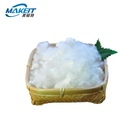 Makeit best selling high quality regenerated hollow silicone polyester staple fiber