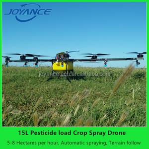 joyance 15 / 20 liters drones fumigation / pesticide spraying uav for sale