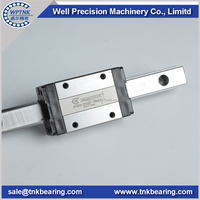 Free shipping Long life smooth linear rail,linear to linear motion mechansim for cnc machines