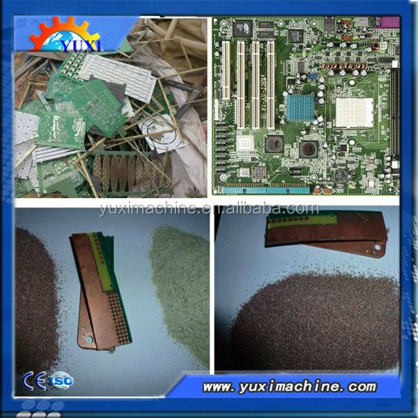 Printed Circuit Board Recycling Machine Buy Waste Printed Circuit