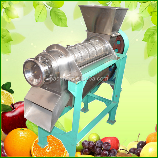 Tomato Slurry Machine / Apple Fruit Juice Processing Line / Carrot Juice Machine
