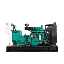 power diesel generator types price list with Cummins Engine