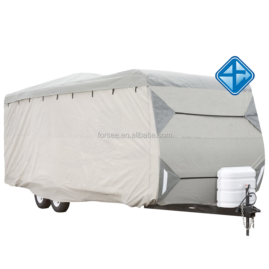 Travel Trailer RV Abdeckung
