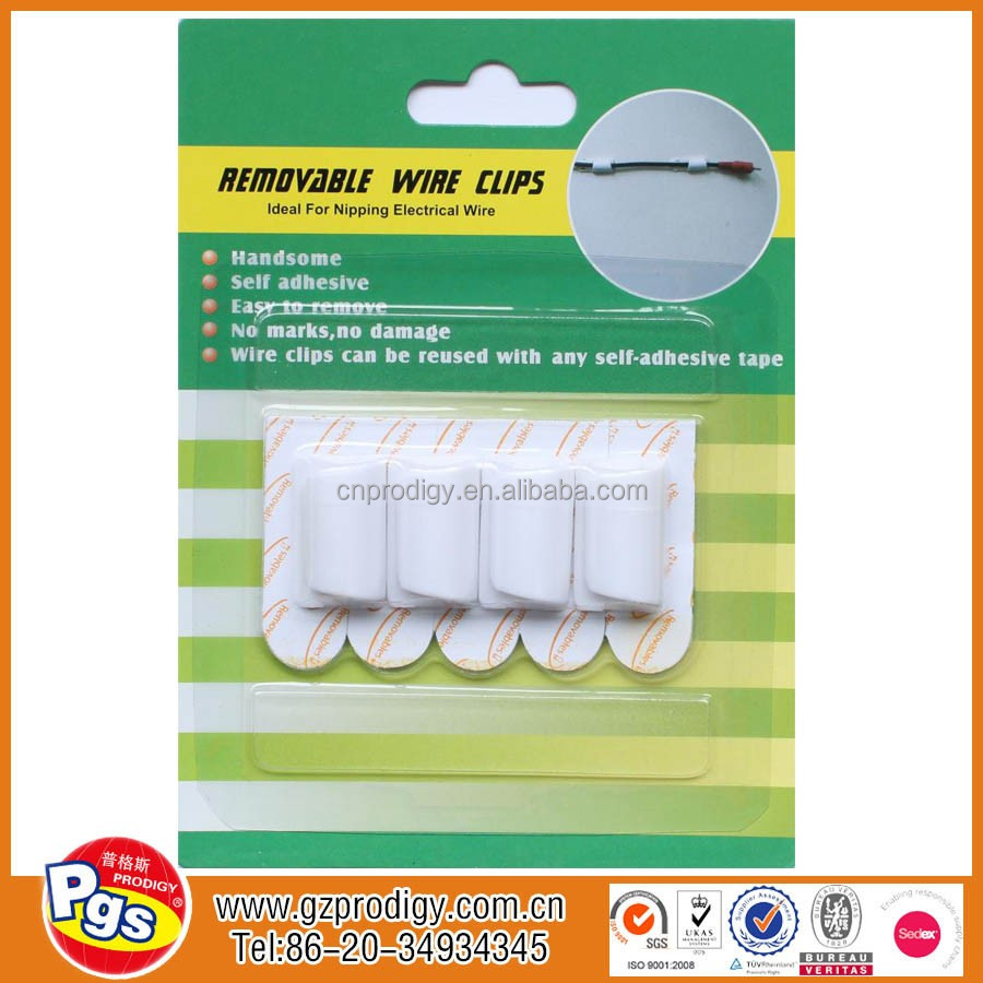 Wire Clipboard Clips/self Adhesive Ceiling Clips/electrical Wire ...