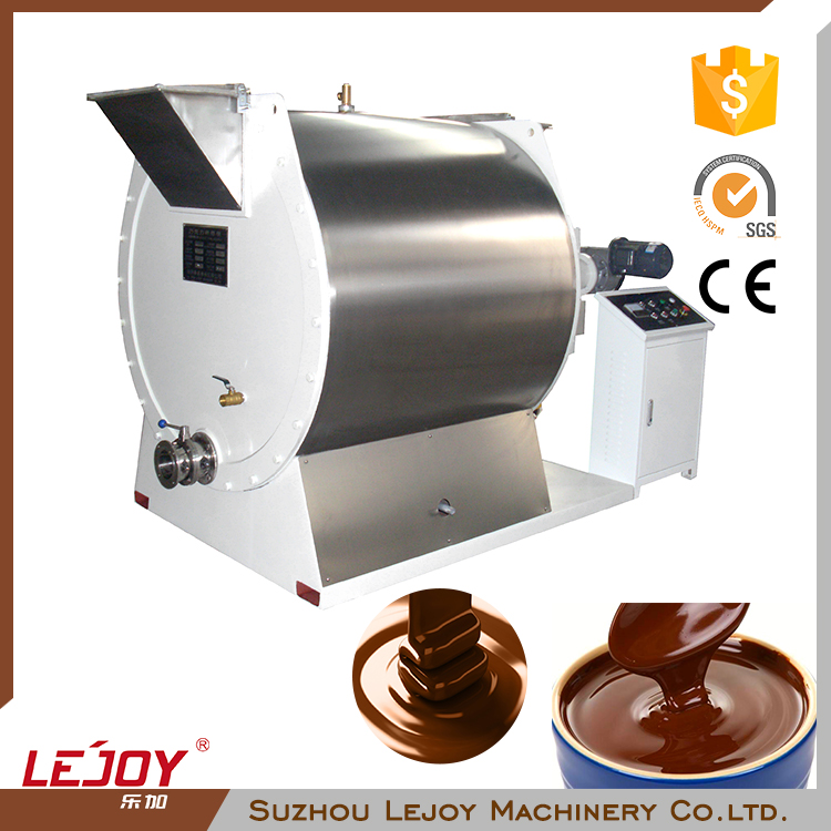 Easy Operated Chocolate Refiner Milling Machine
