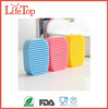 Mini Candy Colour Wash Board, Silicone Wash Brush for Clothes