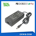 low price 12v 5a ac dc switching power supply with EU US UK AUS power cord
