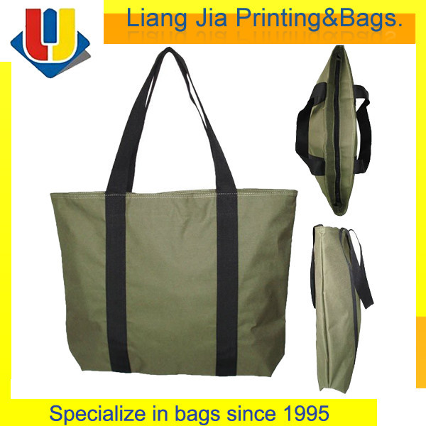 600 Denier Polyester Tote Bag