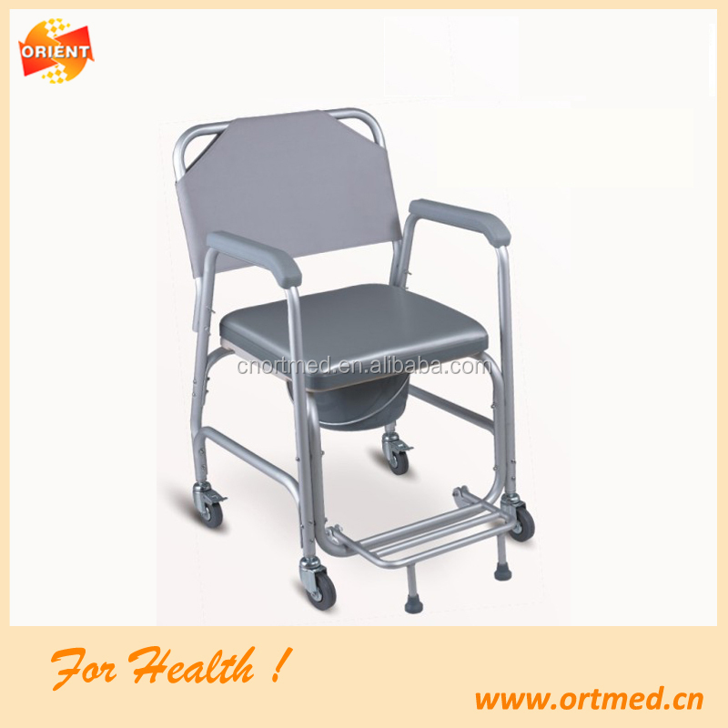 Reclining Commode Wheelchair Reclining Commode Wheelchair Suppliers and Manufacturers at Alibaba.com  sc 1 st  Alibaba & Reclining Commode Wheelchair Reclining Commode Wheelchair ... islam-shia.org