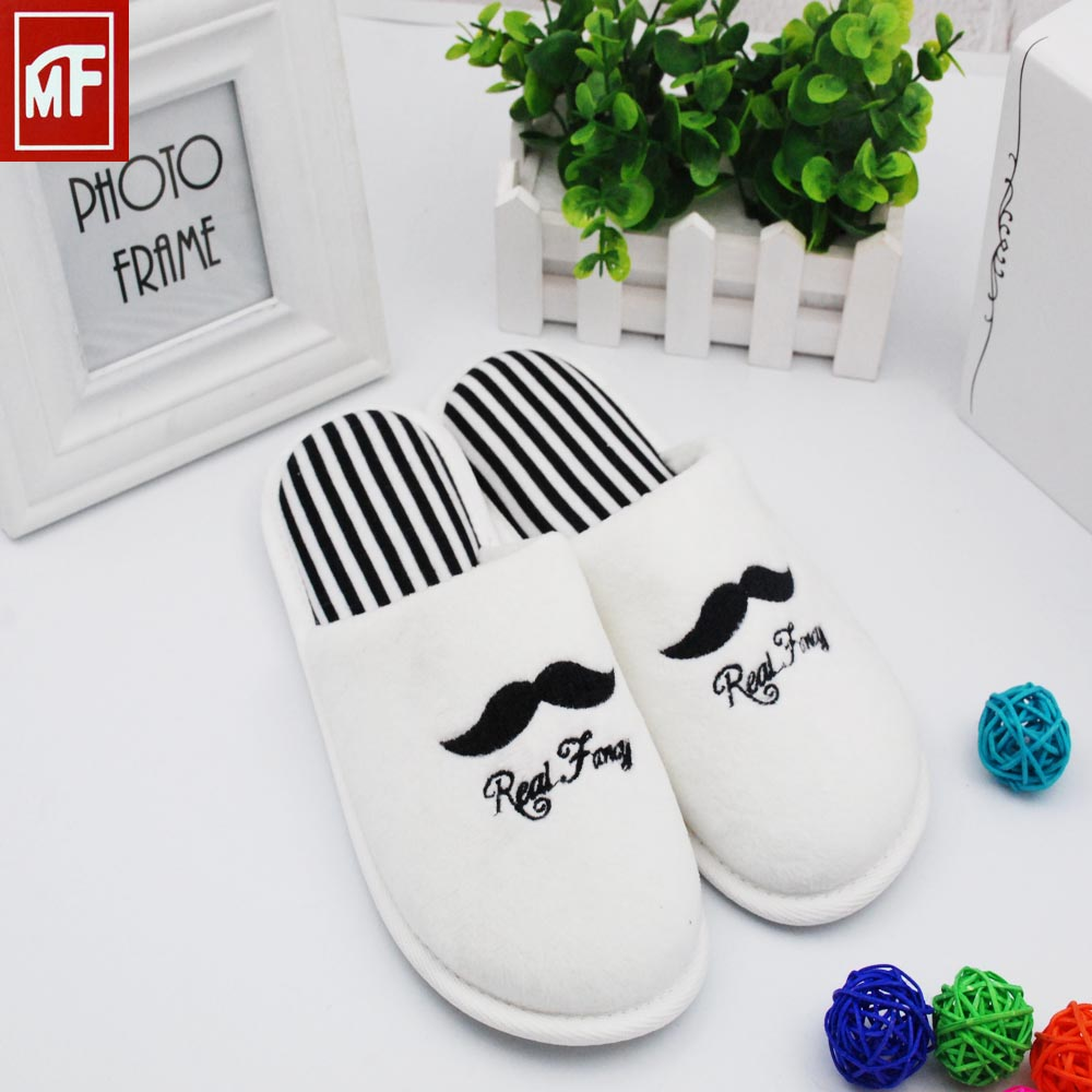 Custom good quality slipper funny ladies slippers