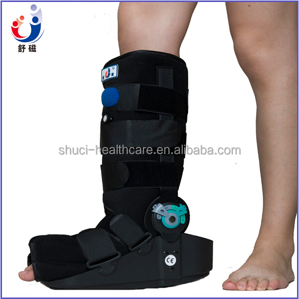 Orthopedic Cam Walker Boot with ROM and Air Pouch & CE & FDA certificate