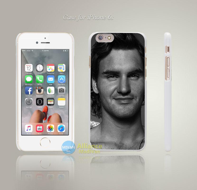 Coque Iphone  Roger Federer