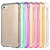Cellphone Accessories Ultra Thin Back Cover Shock-Resistant Soft TPU Case for Apple iPhone 7