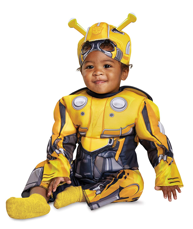 Disguise Bumblebee Movie Toddler Bumblebee Costume