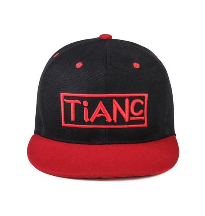 Plain Snapback Hats Flat Bill Snap Back Cap Flat Brim Snapback Caps ... 6f4417d1af6