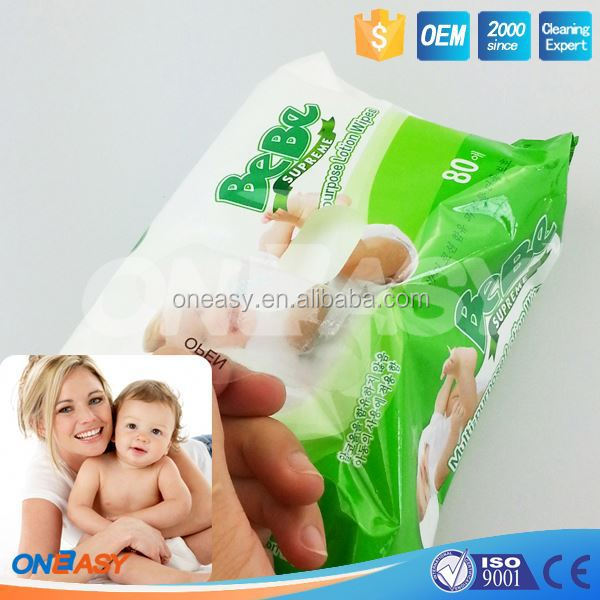 boogie wipes 30ct oem bamboo baby wipes