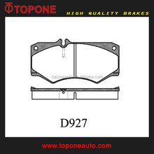 SEMI-METALLIC DISC BRAKE PAD FOR MERCEDES BENZ G-CLASS/ MERCEDES BENZ T1 Box