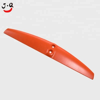 OEM Services CNC machining G10 parts/orange G10 wing accessories/Polish G10 wing with machining process