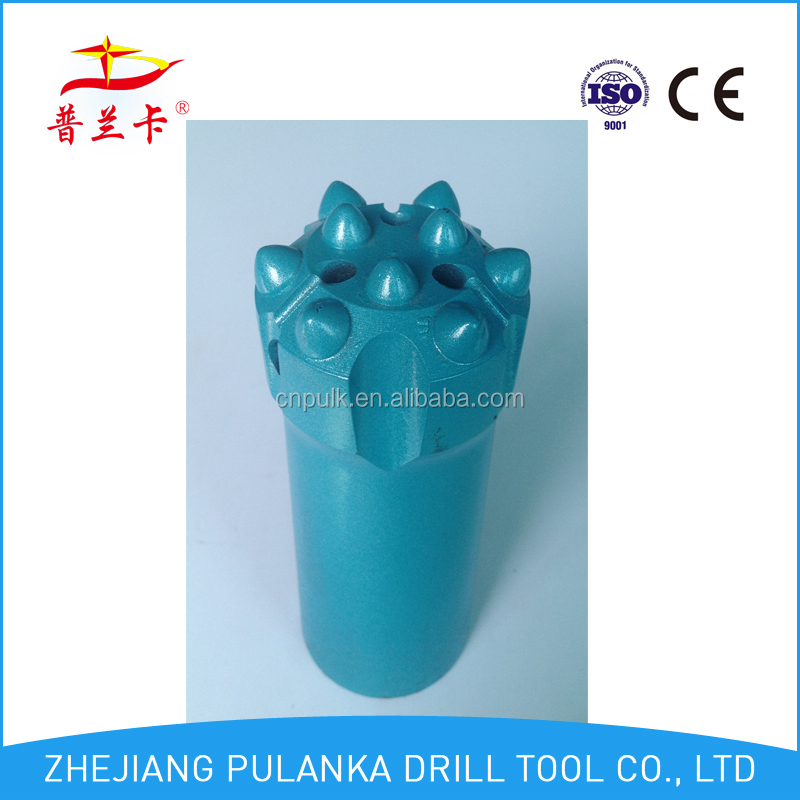 51R32 ballistic button type fast footage speed thread core sample drill bit