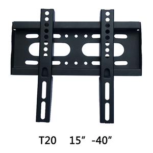 "Manufacturer supplied Small size fixed wall mount T20 for TV 15""-42"" with competitive price"
