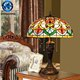 Animal base mosaic glass tiffany lamp best selling products in america