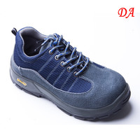 Summer Rubber Safety Shoes Steel Toe