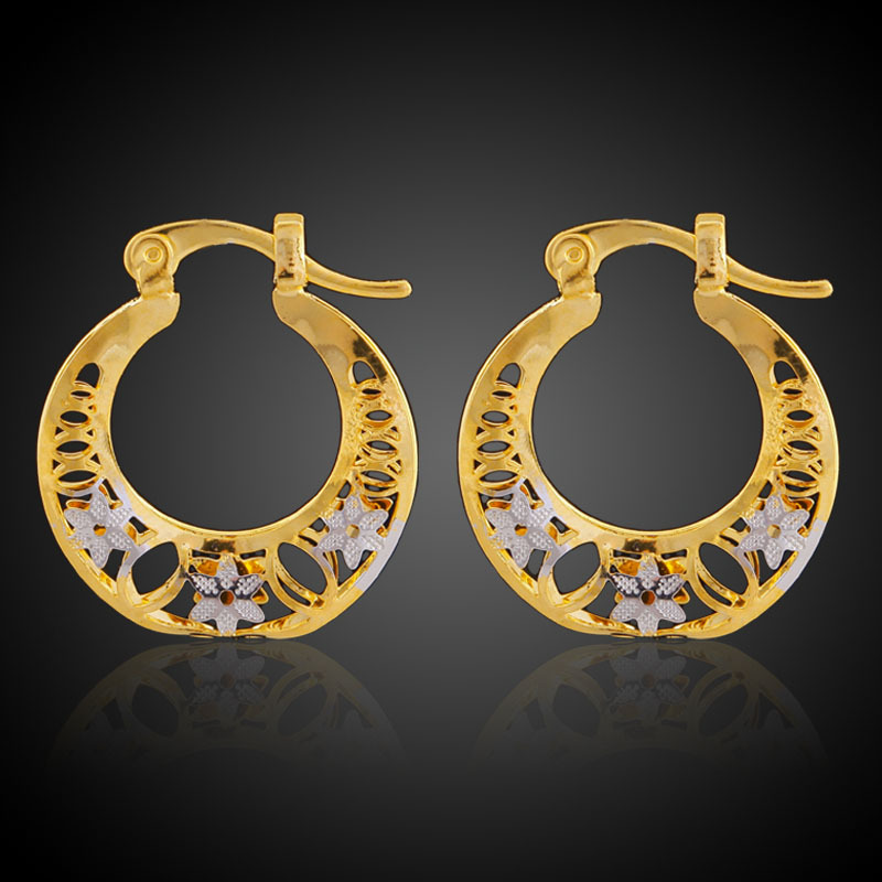 Gold Basket Earrings, Gold Basket Earrings Suppliers and ...