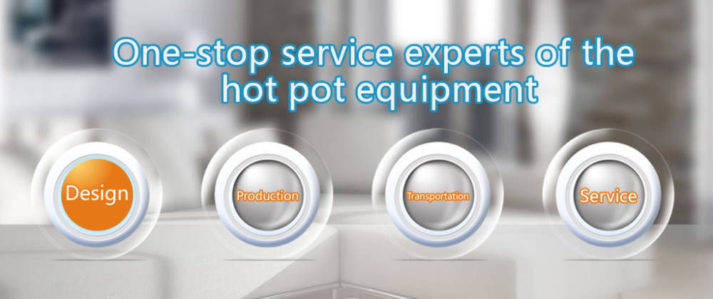 application-hot pot equipment- hot pot table- hot pot cooker-WINPAI-img