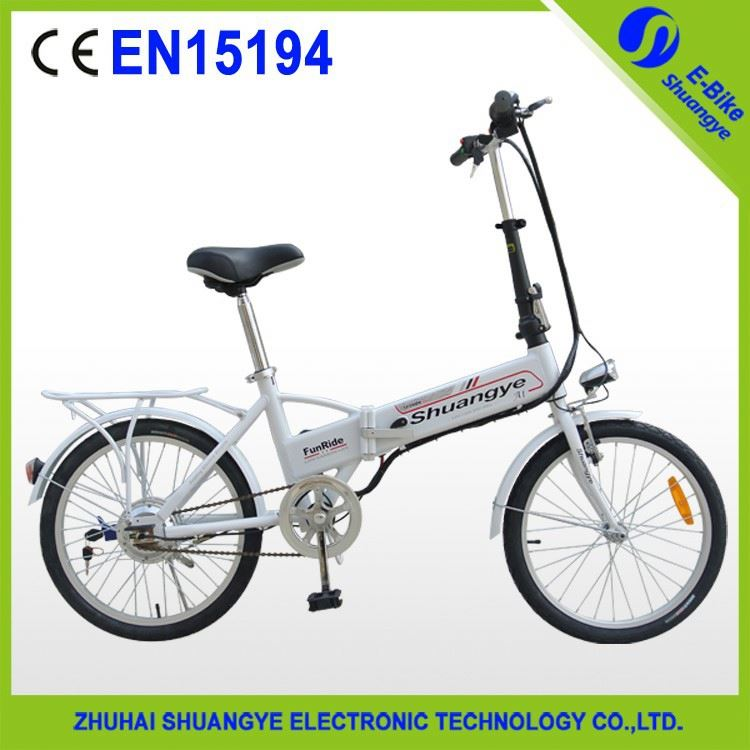20 inch ultra-light folding lithium electric bike bicycle portable 36V 48v best electric bicycles store