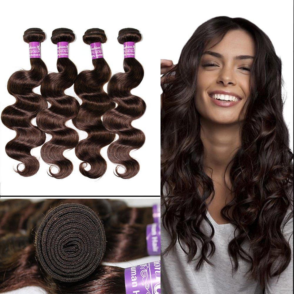 Buy Fashion A Plus Tm Brazilian Hair 4 Bundles Body Wave Human