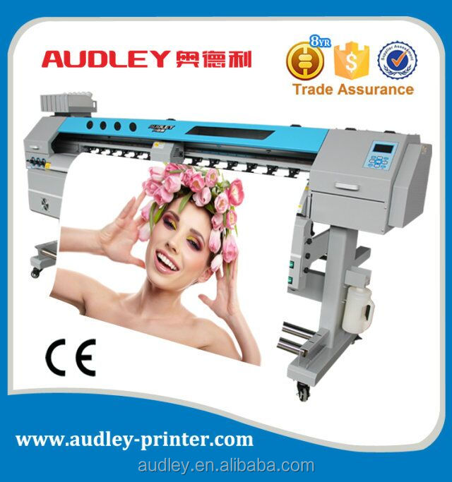 Best Used Sublimation Printers of Large Wide Format Plotter Printerusingdx5 dx7 print head