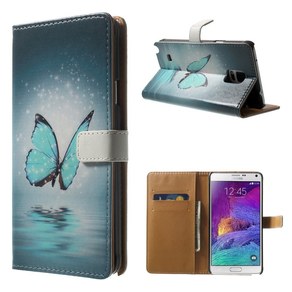 Samsung S5 Wallet Case,Wallet Phone Case Samsung S5,S5 Leather Case,Galaxy S5 flip Case