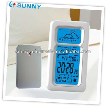 Bon Hot Sales Digital Shower Clock Radio