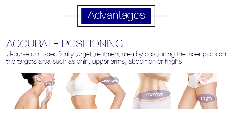 Công nghệ mới FDA chấp thuận tôi lipo thiết bị laser thẩm mỹ medecine trung tâm 4d lipo giảm béo bằng laser
