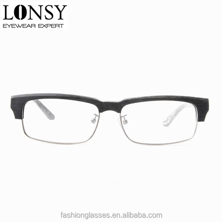 3b932ab7a Armações de óculos de acetato de óculos óptica personalizado para as  crianças e adultos com a