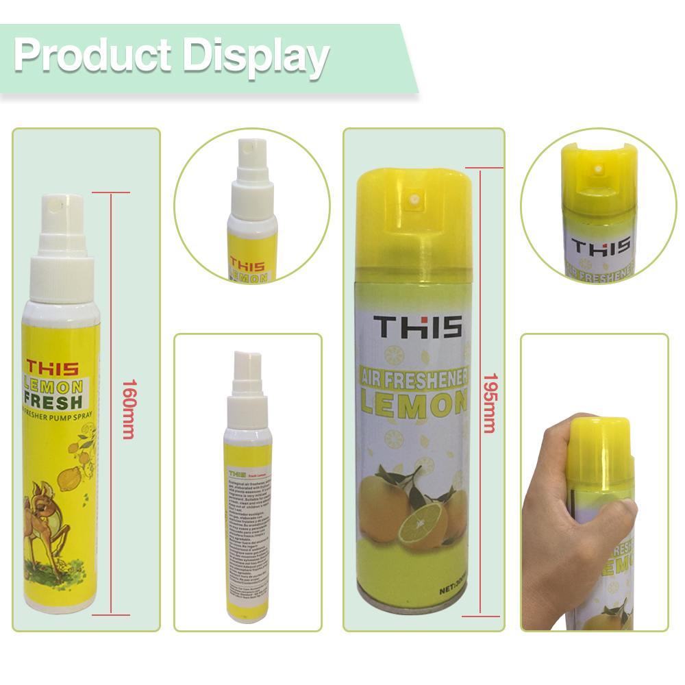 beauty air spray brand brand auto custom home house bathroom original Natural deodorant Long lasting eau de parfum