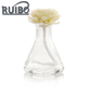 Fragrance reed diffuser recycled glass perfume bottles