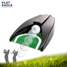 Golf Ball Kick Back Automatic Return Putting Cup Device,Practise Putting Green Training Aid Auto Return System