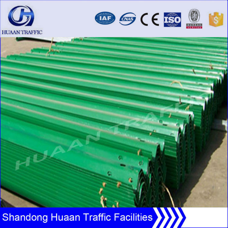 Water fill road barriers highway