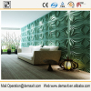Hot sale home decorative art glass wall pricescheap luxury design pvc 3d wallpapers for home decoration