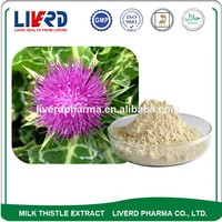 Favorable Price Milk Thistle Extract 95% for Softgel Capsules