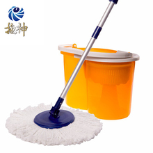Go Spin Mop as Seen on TV 360 Floor Cleaning Tool Car Cleaning Spin Mop Bucket by Twist&Shout