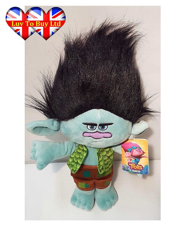 Buy Trolls Dreamworks Plush Toys Original 7 Different Characters