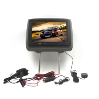 10 Inch Taxi/Bus Touch screen Tablet With 3G/GPS/WIFI on Headrest